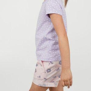 H&M Bottoms - H&M Kid's 2 Pack Cotton Shorts